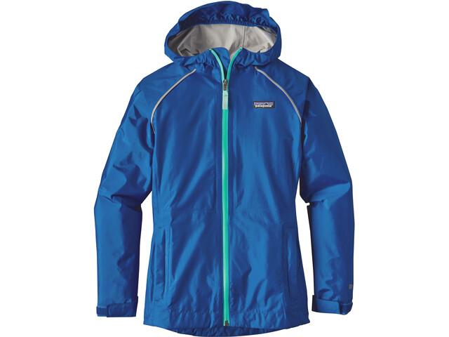 Patagonia Torrentshell Jacket Girls Superior Blue